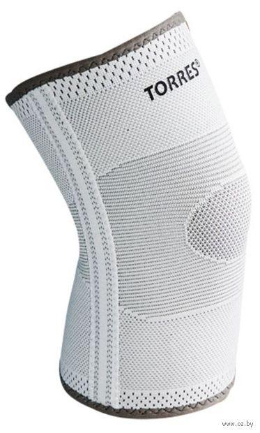 Суппорт колена (L; серый; арт. PRL11010L) — фото, картинка