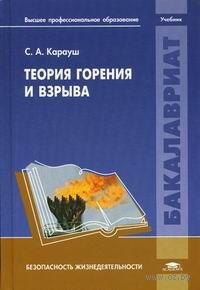 Теория горения и взрыва. Сергей Карауш
