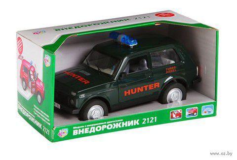 """Модель машины """"Внедорожник Hunter"""" — фото, картинка"""