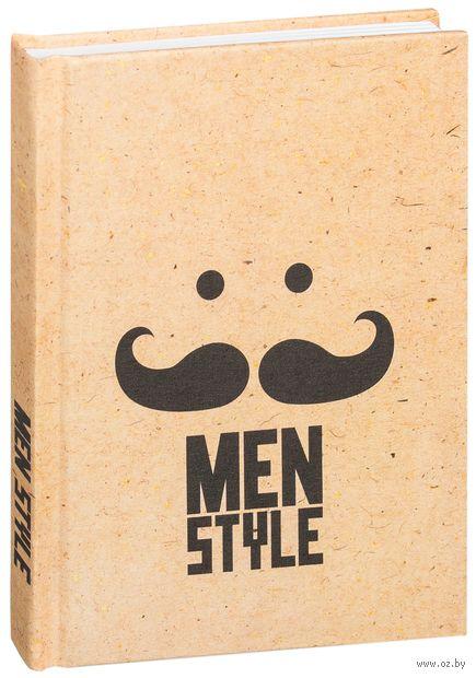 """Блокнот """"Men style"""" (А6) — фото, картинка"""