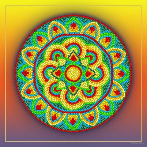 """Алмазная вышивка-мозаика """"Здоровье"""" (250х250 мм) — фото, картинка"""