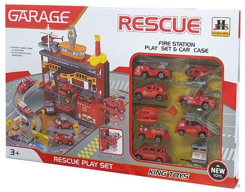 "Паркинг ""Пожарная служба"" — фото, картинка"