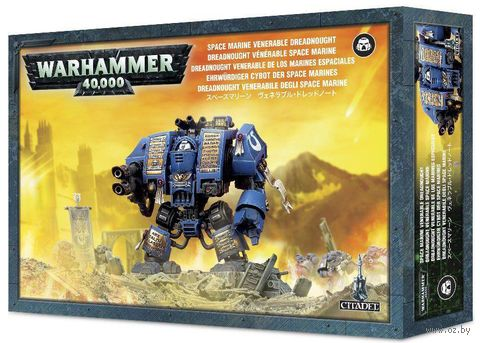 Warhammer 40.000. Space Marines. Venerable Dreadnought (48-32) — фото, картинка