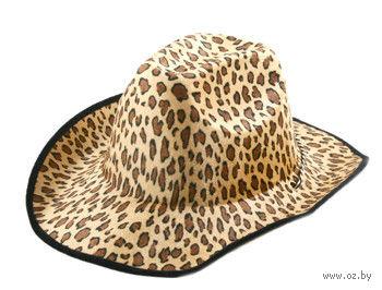 """Шляпа ковбойская """"Джунгли"""" — фото, картинка"""