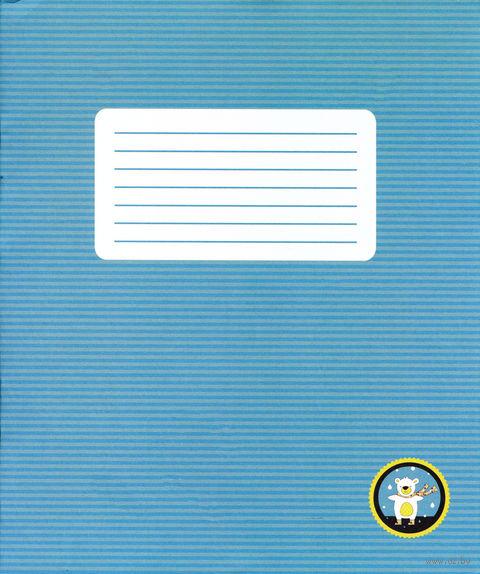 Тетрадь в линейку (12 листов; арт. 002025Н)