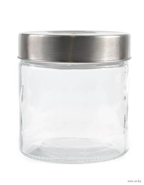 Банка для сыпучих продуктов стеклянная (700 мл; арт. 61145-4)