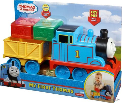 """Игровой набор """"Мой первый Томас"""" (арт. BCX71)"""