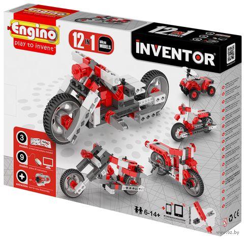 "Конструктор ""Inventor. Мотоциклы"" (86 деталей)"