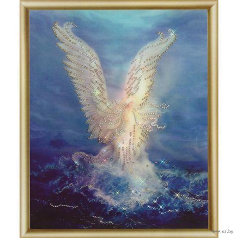 """Алмазная вышивка-мозаика """"Морской ангел"""""""