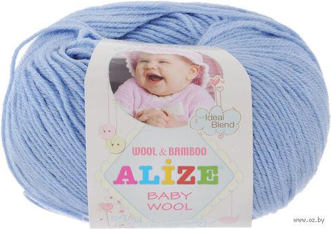 """Пряжа """"ALIZE. Baby Wool №40"""" (50 г; 165 м) — фото, картинка"""