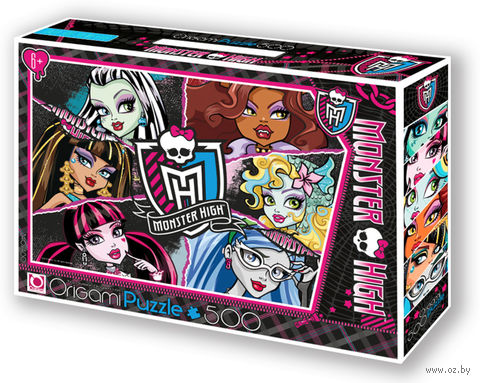"Пазл ""Monster High"" (500 элементов; арт. 05354) — фото, картинка"