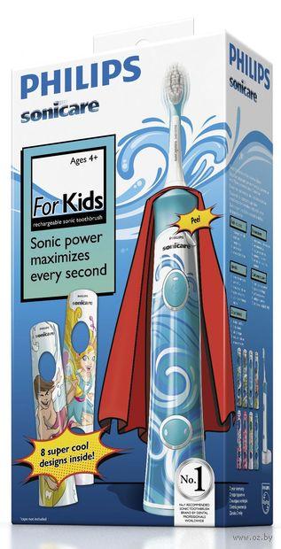"""Детская электрическая зубная щетка """"Philips Sonicare For Kids"""" — фото, картинка"""