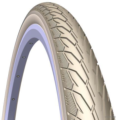 """Покрышка для велосипеда """"Flash RS"""" (26""""x1,75; кремовая) — фото, картинка"""