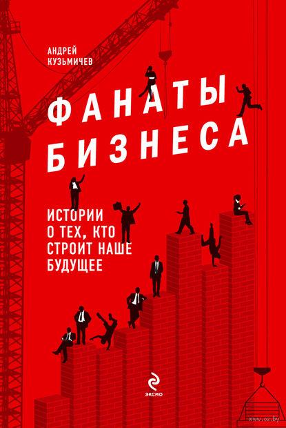 Фанаты бизнеса. Истории о тех, кто строит наше будущее. Андрей Кузьмичев