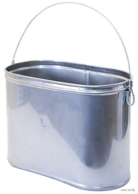 Котел туристский овальный (5 литров)