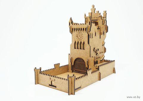 """Башня для бросания кубиков """"Старый замок"""""""