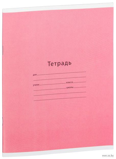 """Тетрадь в клетку """"Одноцветная. Intensive"""" (12 листов; в ассортименте) — фото, картинка"""