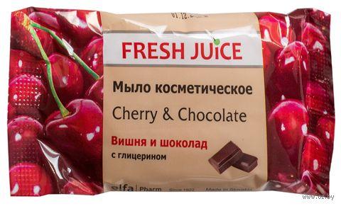 """Мыло косметическое """"Вишня и Шоколад"""" (75 г)"""