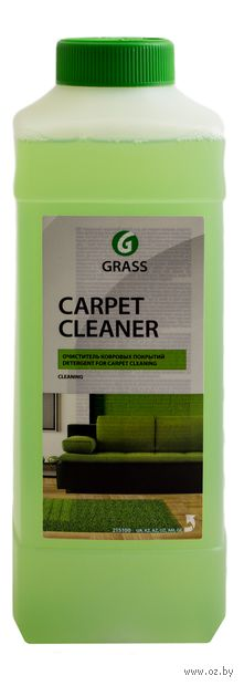 """Средство для чистки ковровых покрытий """"Carpet cleaner"""" (1 л) — фото, картинка"""