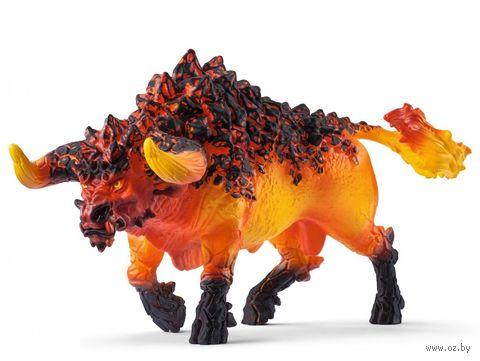 """Фигурка """"Огненный бык"""" (15,2 см) — фото, картинка"""