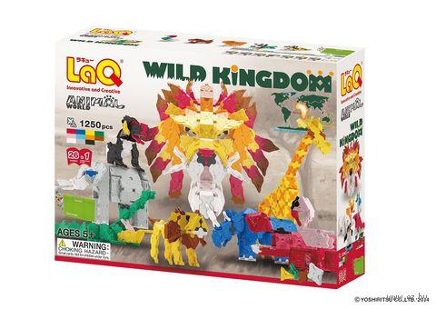 "Конструктор ""LaQ. Animal World Wild Kingdom"" (1240 деталей)"