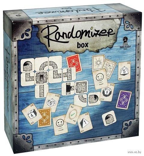 Коробка рандомайзеров — фото, картинка