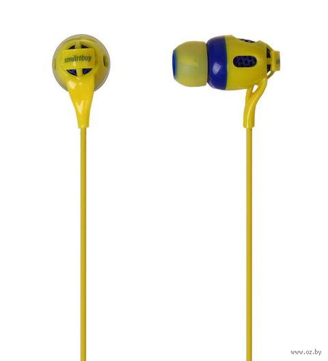 Наушники SmartBuy ZEALOT SBE-9320 (син/желт)