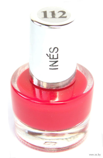 """Лак для ногтей """"Ines"""" (тон: 112)"""