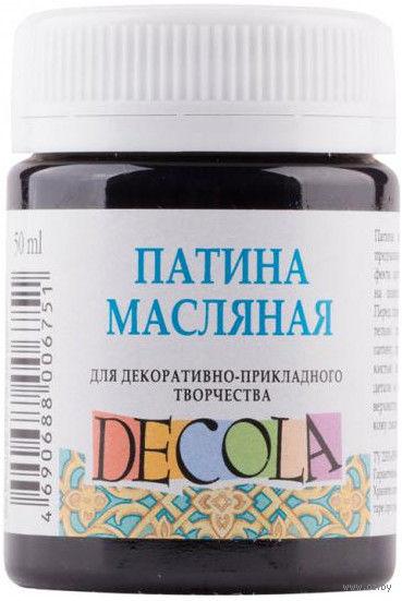 "Патина масляная ""Decola"" (синяя; 50 мл) — фото, картинка"