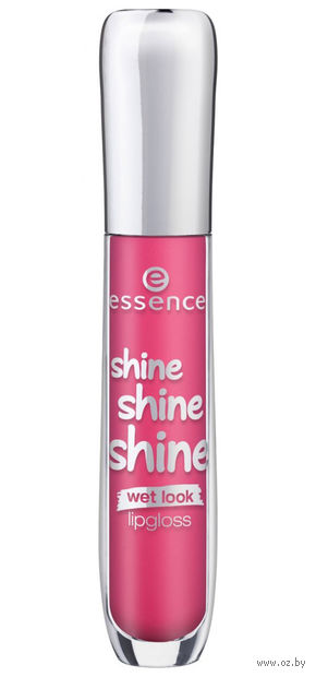 "Блеск для губ ""Shine shine shine"" (тон: 04, flirt alert) — фото, картинка"