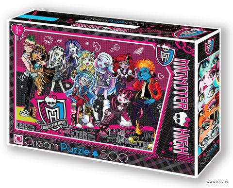 "Пазл ""Monster High"" (500 элементов; арт. 05490) — фото, картинка"