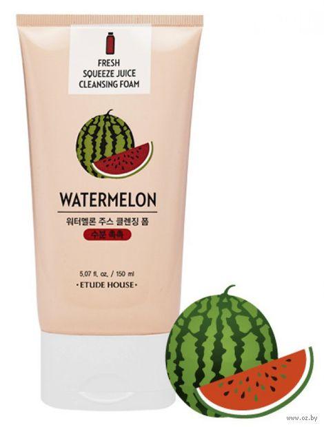 "Пенка для умывания ""Watermelon"" (150 мл) — фото, картинка"