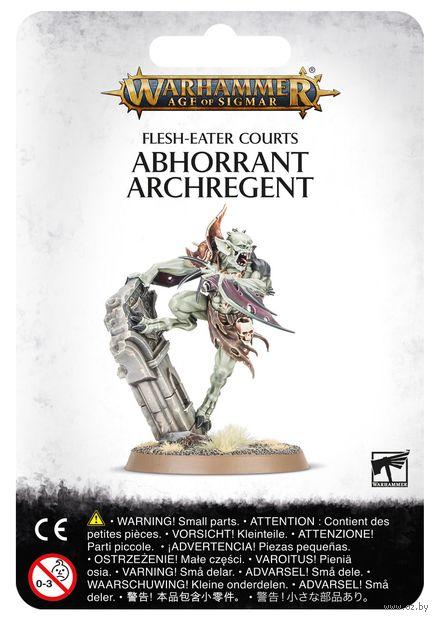 Warhammer Age of Sigmar. Flesh-Eater Courts. Abhorrant Archregent (91-37) — фото, картинка
