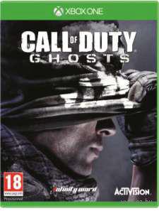 Call of Duty: Ghosts. Русская версия [Xbox One]