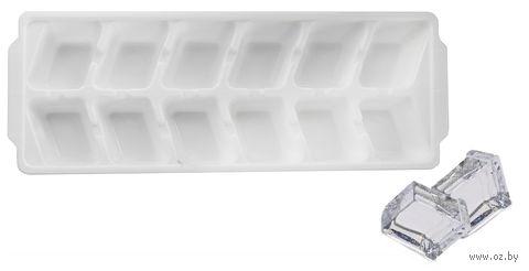 Форма для льда (280х120х30 мм) — фото, картинка