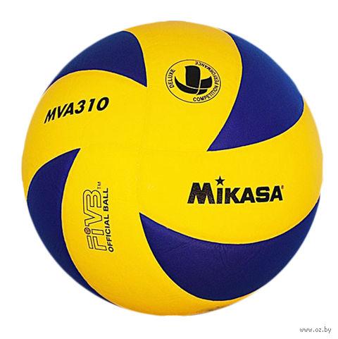 Мяч волейбольный Mikasa MVA 310 — фото, картинка