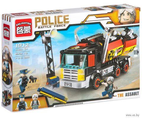 """Конструктор """"Police. Разоблачение"""" (292 детали) — фото, картинка"""