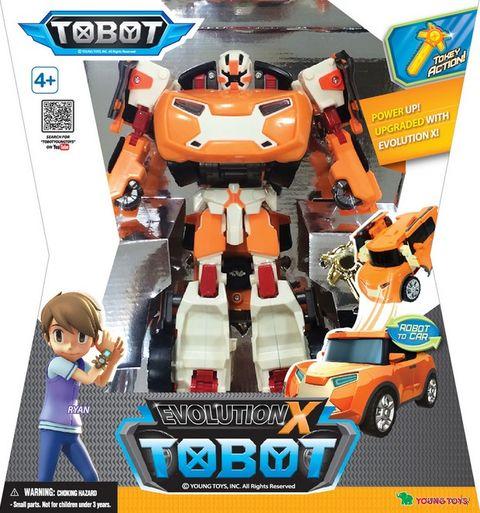 """Робот-трансформер """"Тобот. Эволюция X"""" — фото, картинка"""