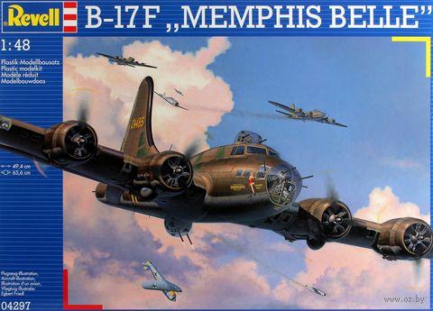 "Сборная модель ""Бомбардировщик Boeing-17F ""Memphis Belle"" (масштаб: 1/48) — фото, картинка"