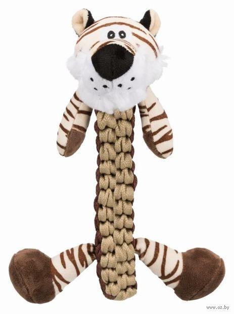 """Игрушка для собак """"Тигр"""" (32 см) — фото, картинка"""