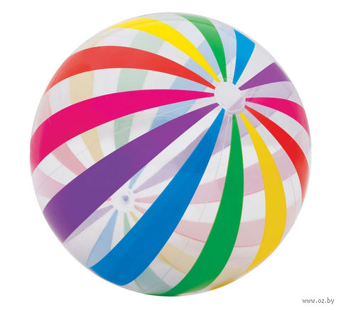 Мяч пляжный надувной (107 см) — фото, картинка