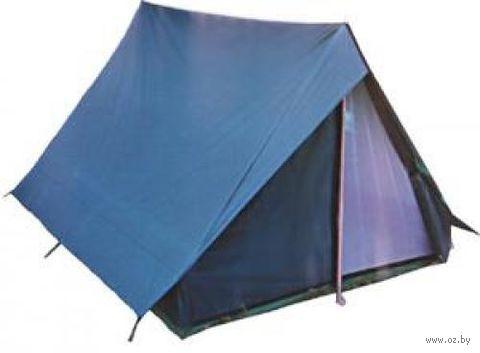 """Четырехместная однослойная палатка """"Домик 4-К"""""""
