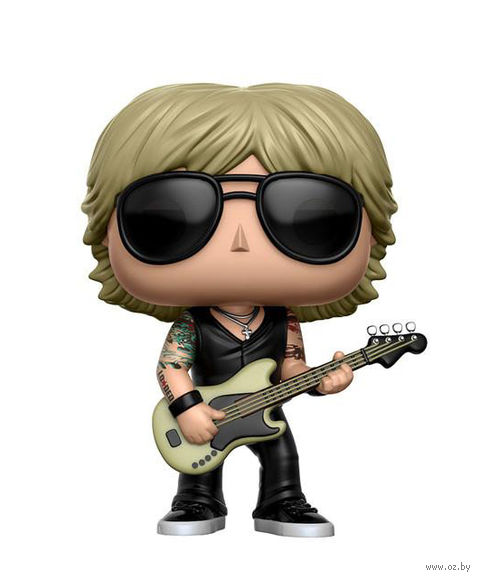 """Фигурка """"Guns N' Roses. Дафф Маккаган"""" — фото, картинка"""