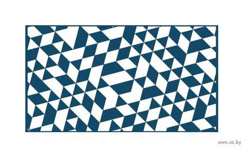 """Полотенце махровое """"Орион. Геометрия"""" (35х70 см) — фото, картинка"""