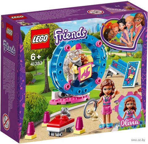 "LEGO Friends ""Игровая площадка для хомячка Оливии"" — фото, картинка"