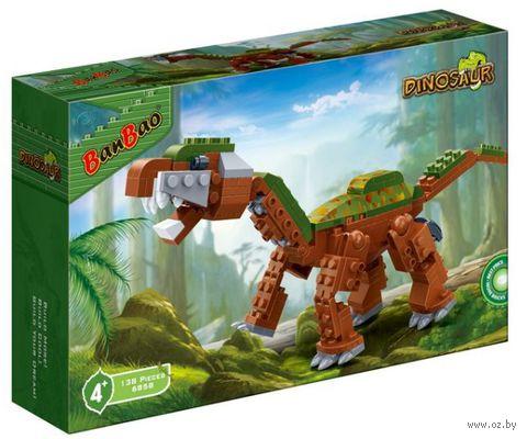 """Конструктор """"Динозавр"""" (138 деталей)"""
