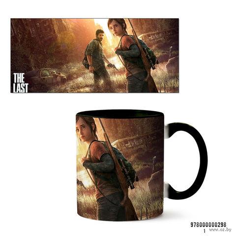 """Кружка """"The Last of Us"""" (черная; арт. 298) — фото, картинка"""
