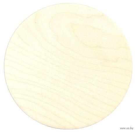 "Заготовка деревянная ""Подставка под горячее"" (140х140 мм) — фото, картинка"