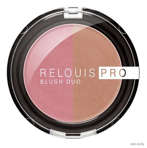 "Румяна ""Relouis Pro Blush Duo"" (тон: 206) — фото, картинка"