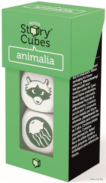 Кубики историй. Животные (дополнение) — фото, картинка